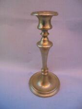 31116 Kerzenleuchter Kerzenständer Biedermeier Messing 26cm lighter brass 1850