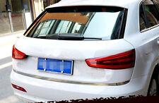 For Audi Q3 2012 2013 2014 2015 rear gate lid cover trim 1pcs