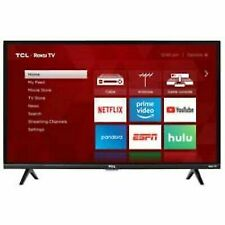 "TCL 32S325 32"" 720p HD Roku Smart LED TV - Black"