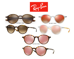 Ray-Ban Sunglasses RB4237 Round Liteforce Series (Multiple Colors Available) New