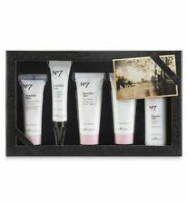 No7 BEAUTIFUL SKIN COLLECTION GIFT SET NEW CONTENTS BUT DAMAGED BOXES