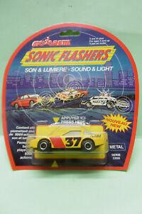 Majorette Sonic Flashers - CORVETTE ZR1 - Années 1990 Made in France 1/64
