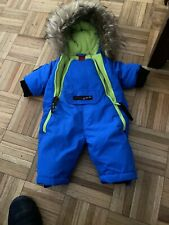 Canada Weather Gear Baby Boy 3/6 Months Ski Snow Suit Rain Jacket