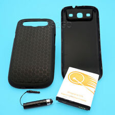 Replacement Extended Battery+Back Cover+ Case for Samsung Galaxy S III SCH-I535