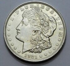 1921-P MORGAN Dollar  Silver Old US Coin , NO RESERVE Uncirculated