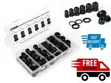 34 Pack Tools Plastic Cable Connectors Cable Gland Joints Conduit Fittings Fits