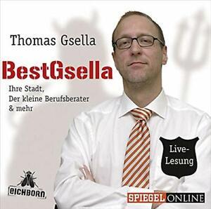 Thomas Gsella - BestGsella CD NEU OVP