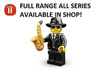 Lego minifigures saxophone player series 11 (71002) unopened new factory sealed