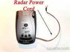 """C7 Corvette Stingray/Z06/Grand Sport 2014+ Radar Detector Power Cord """"EasyPower"""""""