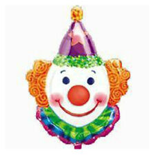 Party Supplies Decoration Birthday Circus Juggles the Clown  Shape Foil Balloon