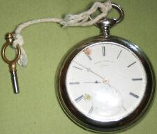 Philadelphia Watch Co E. Paulus Philada - Antique Key Wind 16S Pocket Watch