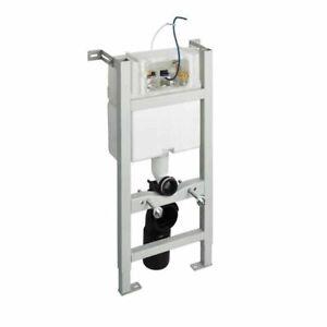 Ideal Standard In Wall Frame Range 880mm Pneumatic Frame Flush Plate - E932867