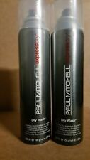 2pc❤Paul Mitchell❤Dry Wash Express Dry Waterless Shampoo5.5oz❤FREE FASTSHIPPING❤
