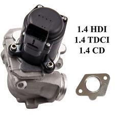 Vanne egr Fiesta Fusion Mazda 2 1007 Aygo 1,4 HDI TDCi = 161846 1618N8 1618PF
