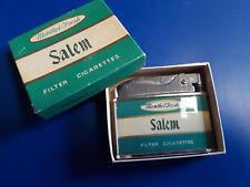 Old Vtg Penguin Lighter Salem Cigarette Lighter Made In Japan