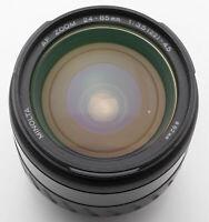 Minolta AF Zoom 24-85mm 24-85 mm 3.5(22)-4.5 3.5-4.5 - Sony A / Minolta Dynax