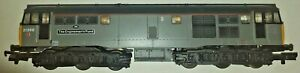 LIMA OO GAUGE L205094 CLASS 31 31568 The Enginemen's Fund 2-tone grey
