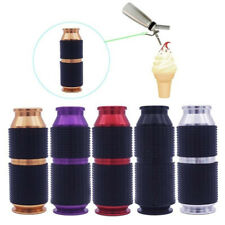 More details for 2x aluminium cream whipper dispenser coffee dispenser with free delivery