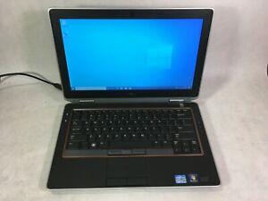 """Dell Latitude E6320 13.3"""" Laptop Intel Core i5 4GB 250GB Windows 10"""