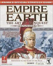 Empire Earth: The Art of Conquest (Prima's Official Strategy Guide)