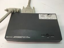 HEWLETT PACKARD JETDIRECT EX PLUS WITH CABLE J2591A
