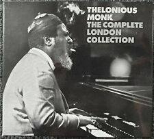 Thelonious Monk - The Complete London Collection [3 × CD Box Set Compilation]