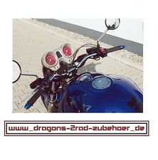 LSL Superbike Umbau Kit Honda CB1100SX X-11 SC42 Adapterplatte Klemmböcke