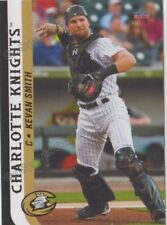 2018 Charlotte Knights Kevan Smith RC Rookie Chicago White Sox