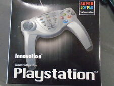 PS1 One Controller Super Joypad Sony PSX Playstation Turbo Fire Slow Motion