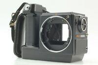 【NEAR MINT+++】 ZENZA BRONICA SQ-AM 6x6 Medium Format Film Camera Body Only JAPAN