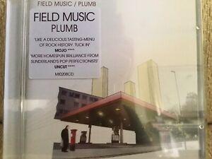 Field Music/Plumb CD