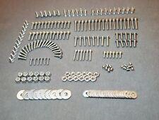 Nitro 4-Tec 3.3 Traxxas Stainless Steel Hex Head Screw Kit 200++ pcs COMPLETE