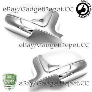 Chrome Mirror Cover For Chevrolet Silverado 1500 1999-2003 2004 2005 2006 2007