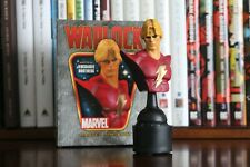 BOWEN DESIGNS ADAM WARLOCK MINI BUST COLLECTOR'S CLUB EXCLUSIVE #1000/1000