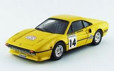 Best model 9572-ferrari 308 gtb #14 tour de France - 1985 newman 1/43