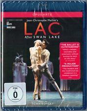 Blu-Ray TCHAIKOVSKY / MAILLOT: LAC after SWAN LAKE Anja Behrend Stephan Bourgond