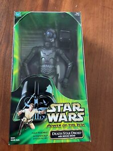 """Hasbro Star Wars Death Star Droid Action Collection 12"""" Action Figure 2001"""