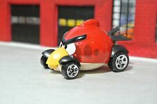 Hot Wheels Loose - Angry Birds Red Bird - 1:64 - HW Imagination