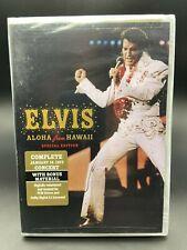 Elvis - Aloha From Hawaii (DVD,2006) Factory Sealed /USA FORMAT/ NTSC / Region 1