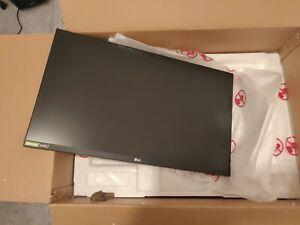 "LG UltraGear 27GN750 Full HD 27"" IPS LCD Gaming Monitor 240Hz 1ms Black"