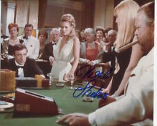 Ursula Andress Signed Photo - Vesper Lynd in Casino Royale - D699