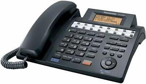 Panasonic KX-TS4300B 4-Line Integrated Corded Phone System Expandable up to 16