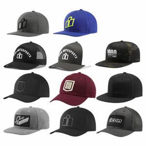 2020 Icon Motorsports Casual Logo Hat - Pick Style/ Size