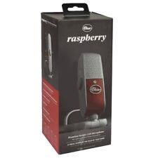(New Retail) Blue Raspberry Premium Mobile USB Microphone *FREE SHIPPING*