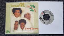 Boney M. - White Christmas/ Feliz Navidad 7'' Single SPAIN