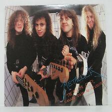 "METALLICA - The $5.98 EP GARAGE DAYS RE-REVISITED 12"" 1987 US ORIG Elektra LP"