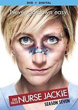 NR Rated Nurse Jackie DVDs & Blu-ray Discs