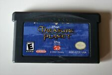 Treasure Planet Nintendo Gameboy Advance Game Only