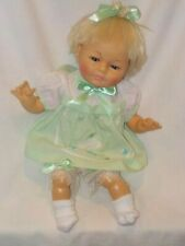 """20"""" Vintage Horsman Baby Doll With Painted Eyes"""