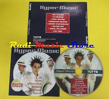 CD HYPER MUSIC compilation 2002 MUSE ASH HIVES DELGADOS (C2) no*lp mc dvd vhs